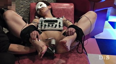 Urethra, Japanese bdsm, Japanese bondage, Electric, Bdsm asian, Electrical