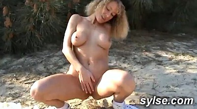 Sons, Flashing, Public flashing, French lesbian, Lesbian fisting