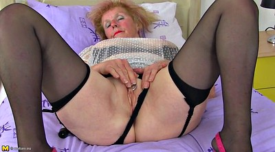Big, Pierced mature