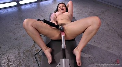 Machine, Dani daniels, Hairy solo