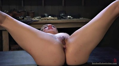 Slave, Slave girl, Pale anal, Big ass anal