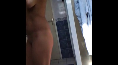 Arab, Hidden cam, Shower