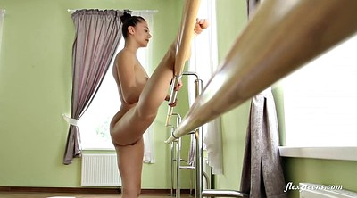 Beautiful, Ballet, Beauty solo, Dancer, Regina, Flexible solo