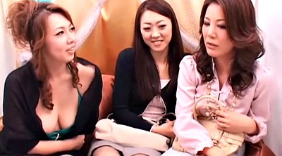 Japanese lesbian, Japanese mature, Japanese lesbians, Swap, Swapping, Japanese threesome