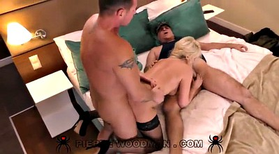 First anal, Casting anal, Anal dp