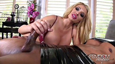 Summer brielle, Mistress handjob