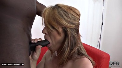 Swallow, Cum swallowing, Step moms, Mom caught, Swallow my cum, Mom and black