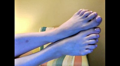Footing, Mature feet, Sounding, Milf feet, Sound, Mature foot