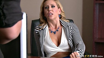 Job, Cherie deville, Milf boss, Johnny sins, Sins, Johnny