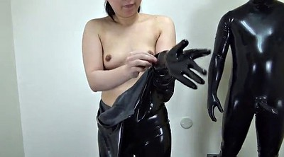 Japanese black, Black japanese, Catsuit, Black and japanese, Latex catsuit, Japanese and black