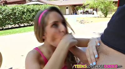 Teen outdoor