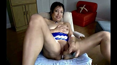 Asian granny, Mature asian, Granny masturbating