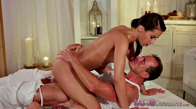 Masseuse, Creampie young