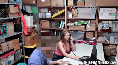 Redhead milf, Teen mom, Naughty office