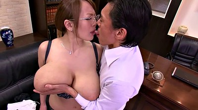 Glasses, Japanese big tits, Japanese fetish, Japanese glasses, Japanese asshole