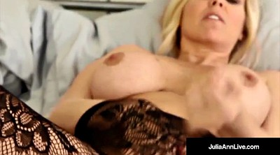 Julia ann, Masturbation pantyhose, Julia, Ann