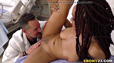 Pregnant, Hospital, Ebony orgy, Big black