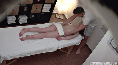 Czech massage, Massage hot