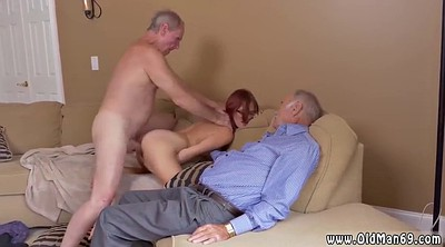 Old young, Wife threesome