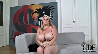 Big tits solo, Strip