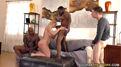 Ryan, Wife cuckold, Interracial wife, Blonde dp