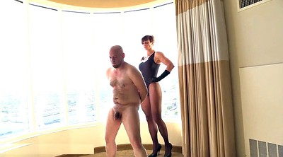 Bbw bdsm, Muscular, Muscle femdom, Femdom punishment