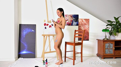 Striptease, Stripping, Painter, All