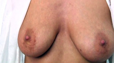 Big tits, Breast, Exam, Voyeur mature