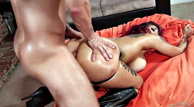 Punk anal, Close up anal