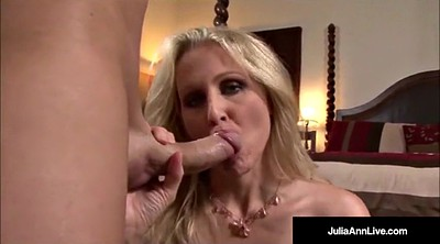 Julia ann, Julia, Dirty talk