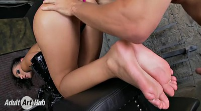 Lick feet, Lick foot, Foot licking, Doggy, Angel dark, Angel