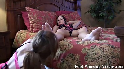 Worship, Lady, Foot worship, Cherry, Feet worship, Foot bdsm