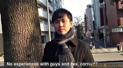 Japanese solo, Asian gay, Self