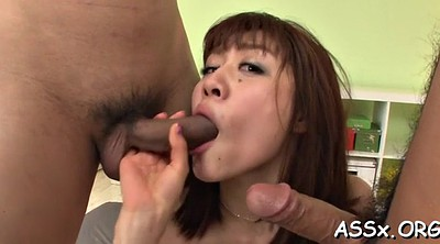 Japanese anal, Wet pussy