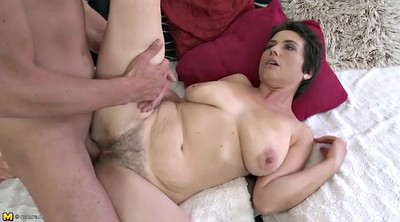 Mother son, Hairy mature, Mother fuck son
