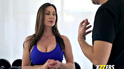 Kendra lust, Kendra, Deep throat, Trainer