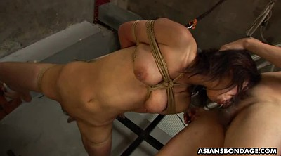 Rope, Asian bdsm, Tied up, Asian tied