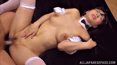Asian, Japanese gangbang, Maid, Japanese beautiful