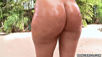 Piercing, Tease solo, Naked outdoor