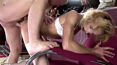 Young anal, Old and young, Mother anal
