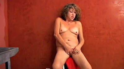 Old pussy, Mature smoking