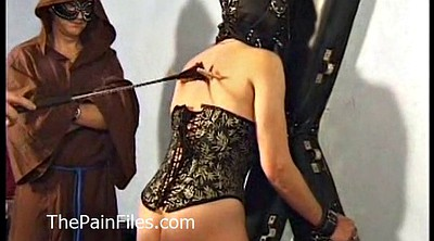 Whip, Leather, Whipping, Mature bdsm, Bondage blowjob