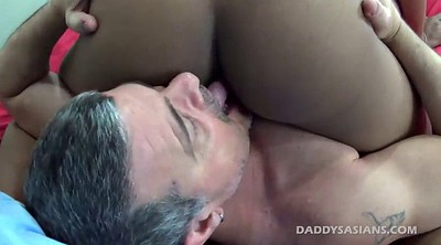 Daddy gay, Old and young, Asian old young