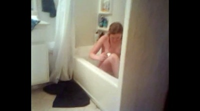 Caught, Shower caught, Spying