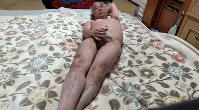Japanese granny, Japanese big cock, Japanese gay, Asian granny, Bed, Touch