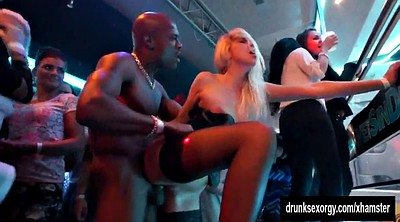Porn star, Sex party