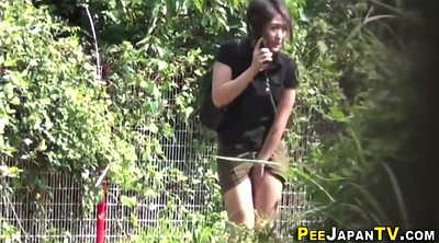 Japanese public, Japanese outdoor, Japanese peeing, Japanese teens