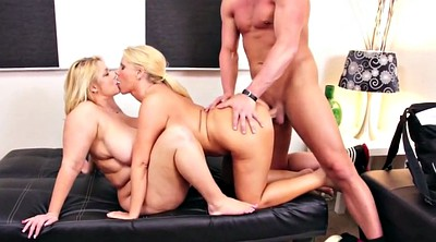 Bbw mature, Chubby threesome, Big tits threesome, Chubby big tits