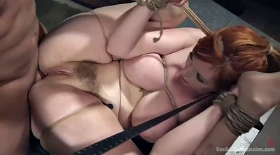 Pantyhose fuck, Phillips, Pantyhose sex, Chubby ass, Tits fuck, Tied up