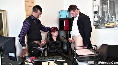 Lady, Young and old, Old lady, Lady b, Office lady, Mature stockings